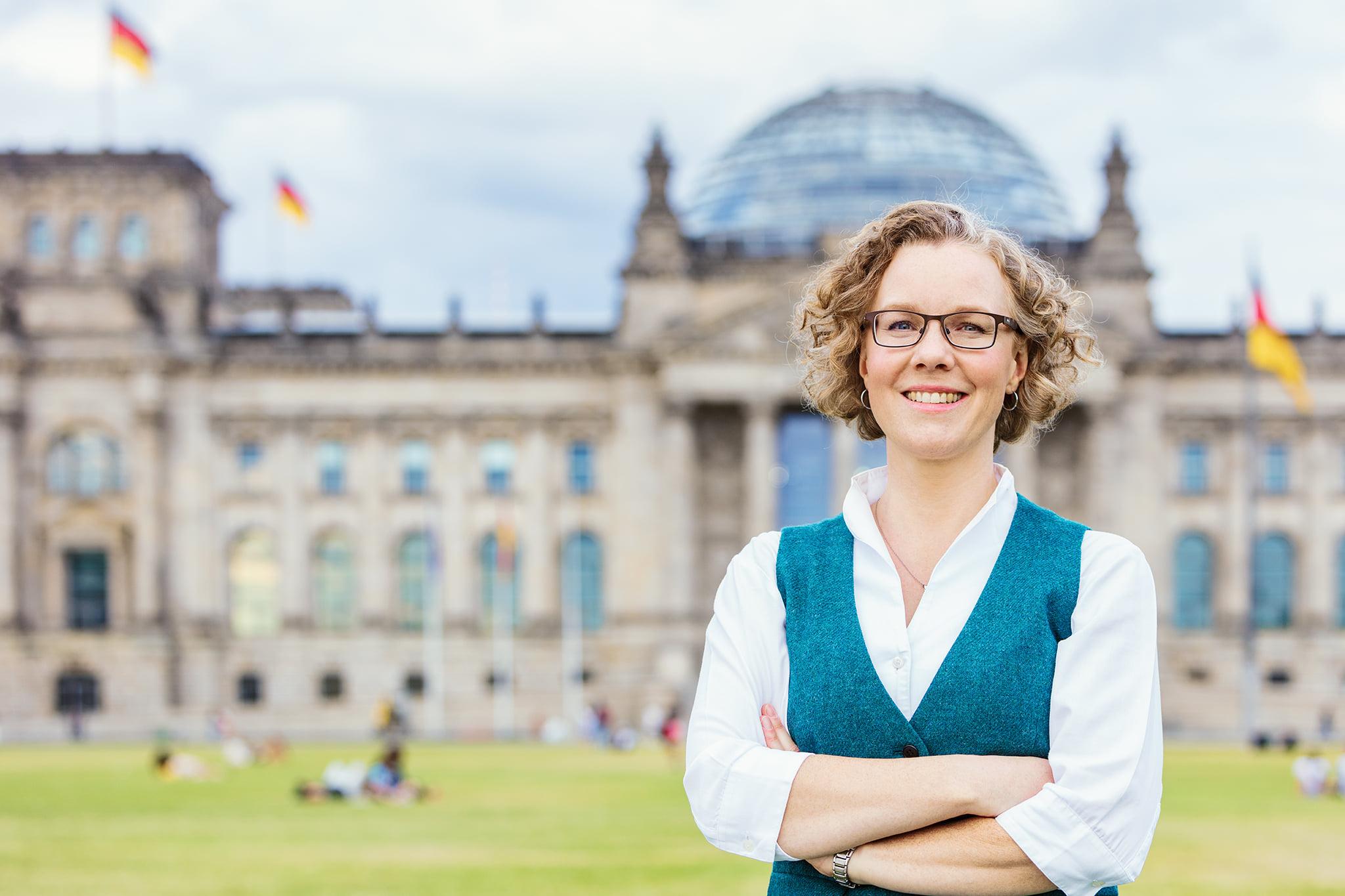 Verlinden bewirbt sich für Bundestag