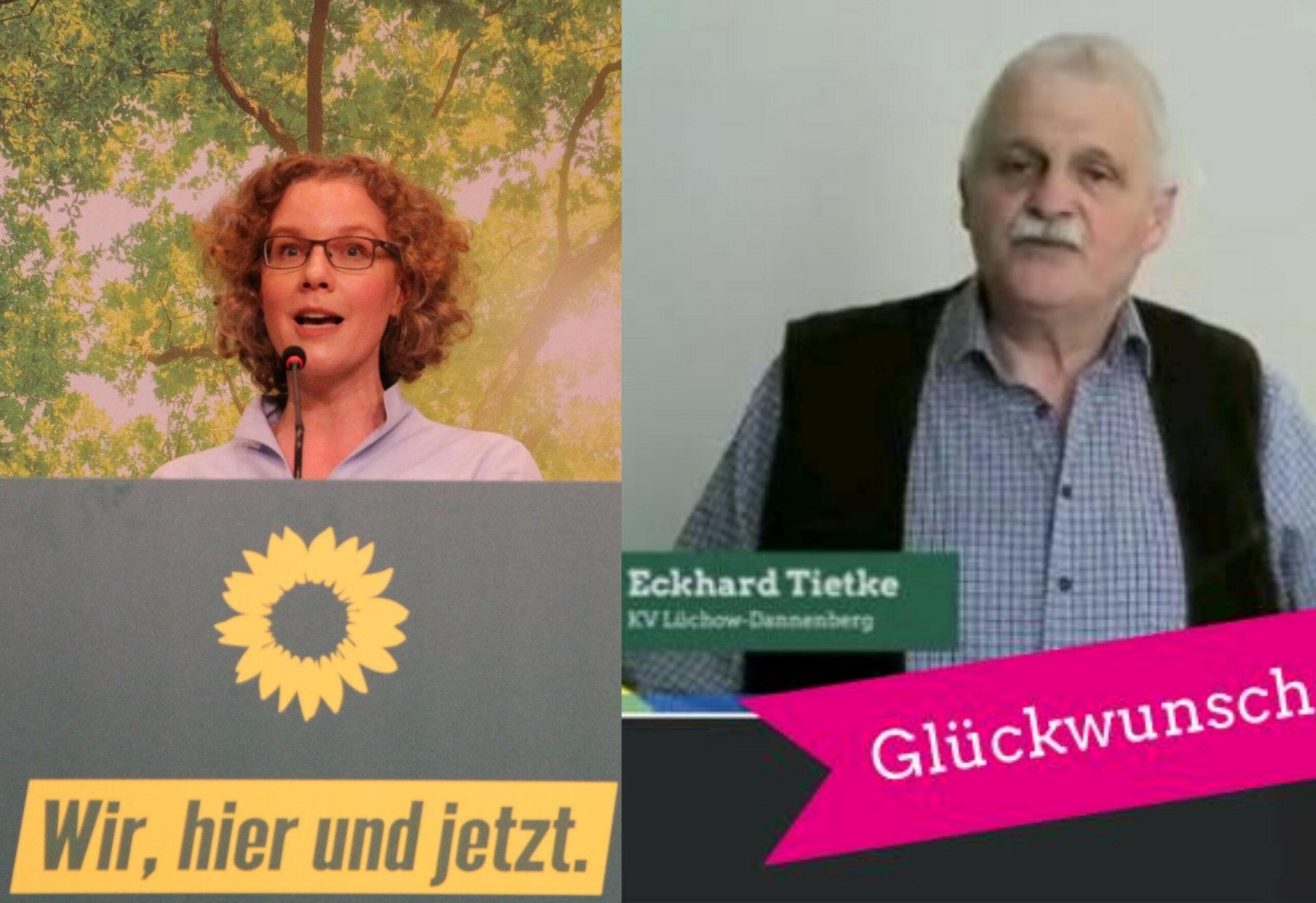 Verlinden und Tietke auf Bundestagsliste